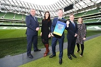 IT Carlow's Dr Sarah Kelly Contributes to the Aviva Workplace Fitness Challenge