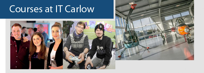 IT Carlow CAO Courses