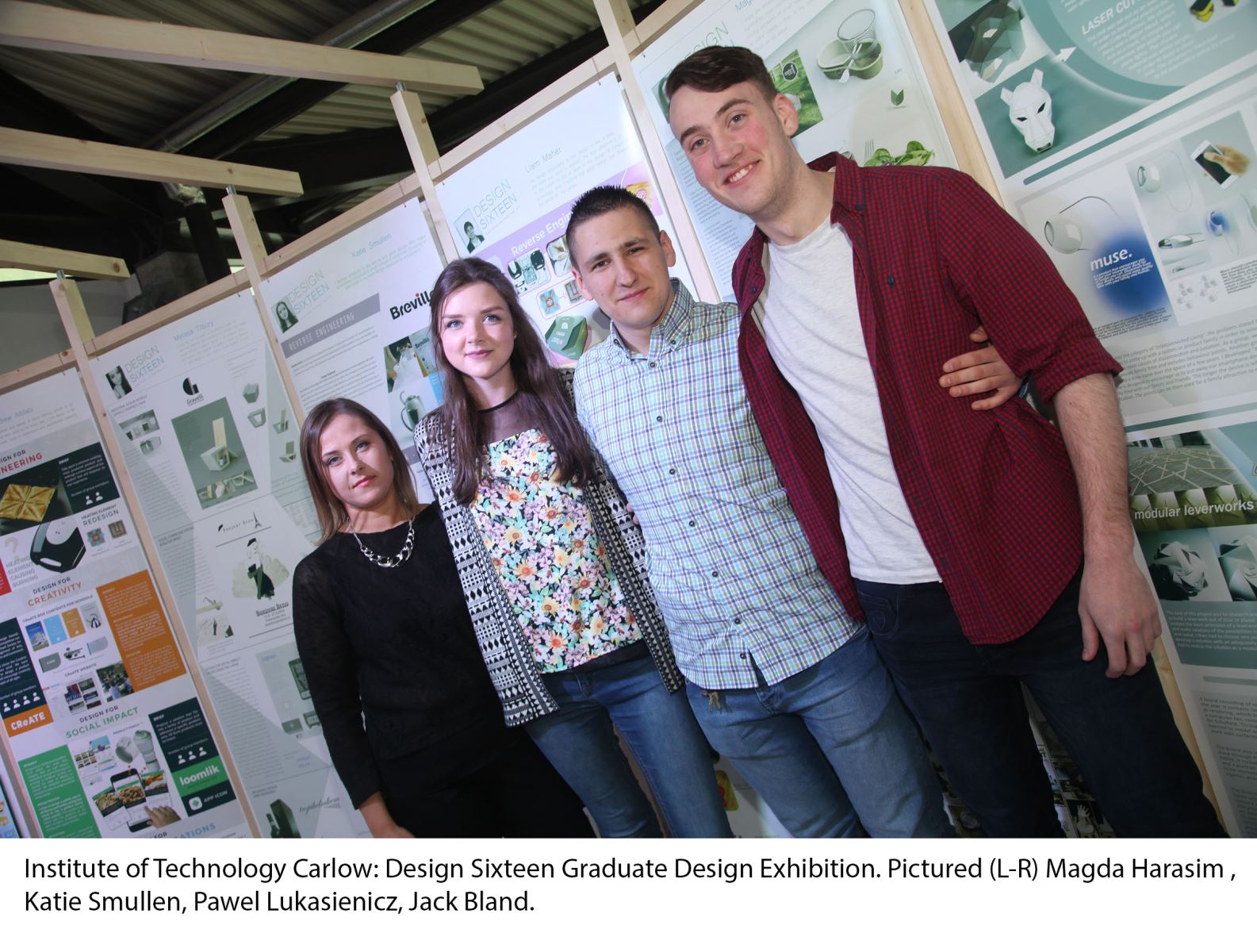 DESIGN SIXTEEN opens at Institute of Technology Carlow