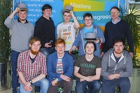 Hat-trick For Games Development Students at IT Carlow