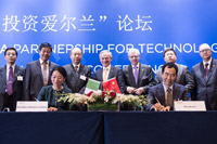 Institute of Technology Carlow spin-out company MicroGen Biotech wins Several Strategic Investments and Alliances in China's Soil Remediation Market