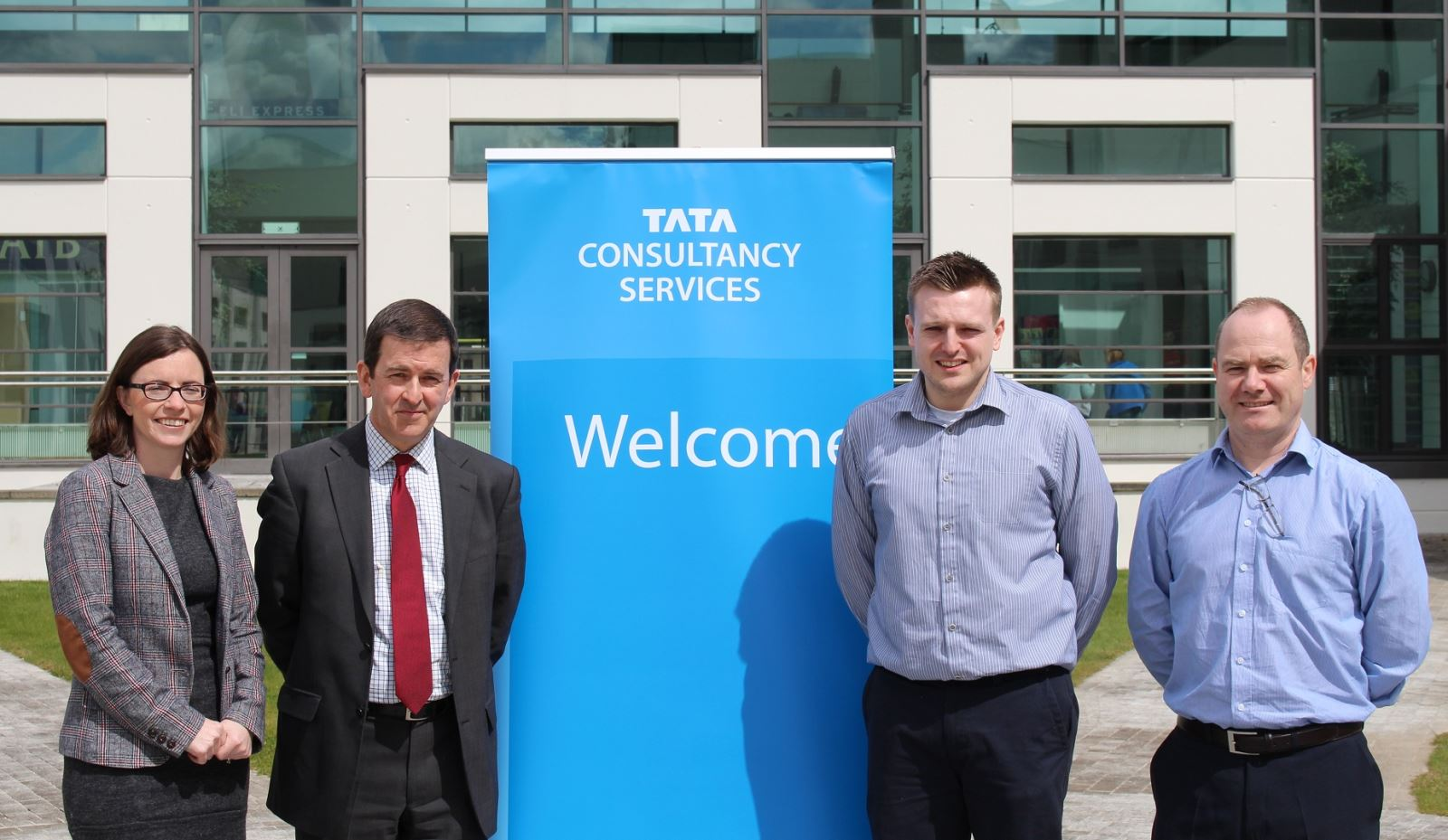 IT Carlow Student Creates Winning Idea for the Annual TATA 'Dragon's Den' Competition