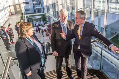 Richard Bruton Opening Institute of Technology Carlow Haughton Building