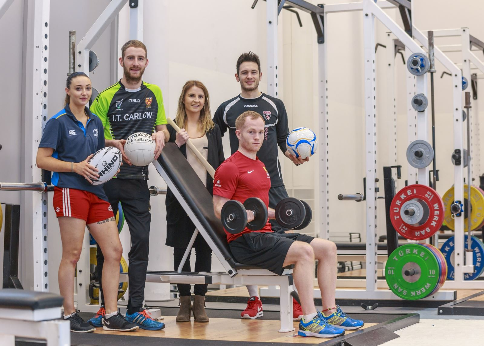 IT Carlow and County Carlow Local Sports Partnership Offer New 14 week Community Sports Coaching Programme