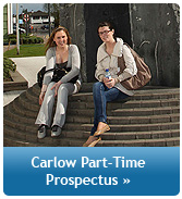 Caralow Part-Time Prospectus