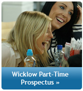 Wicklow Part-Time Prospectus