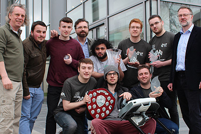 Games Fleadh Winners at ITCarlow