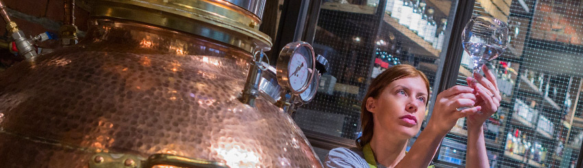 Bachelor of Science (Honours) Brewing and Distilling (BRD) CW108