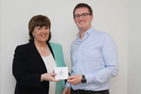 IT Carlow Researcher Wins World's Largest Agriscience Competition