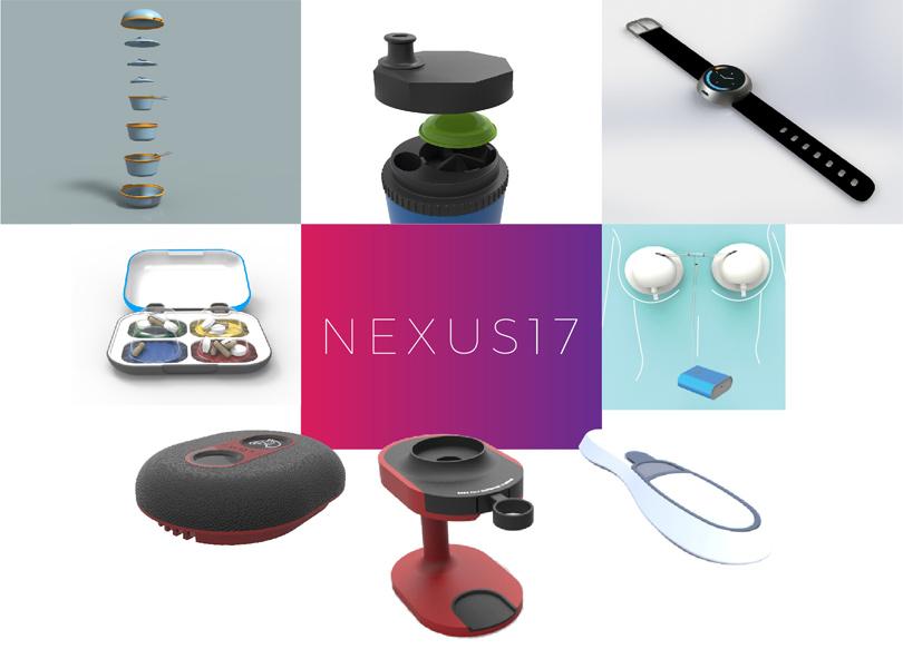 Nexus design exhibition at IT Carlow images