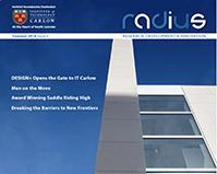 Radius Magazine Issue 5 - Summer 2016