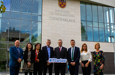 IT Carlow and NBCO launch certificate in building control management