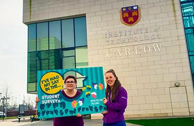 2019 Irish Survey of Student Engagement (ISSE) National Student Survey Goes Live IT Carlow