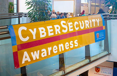 iT Carlow CyberSecurity Awareness event