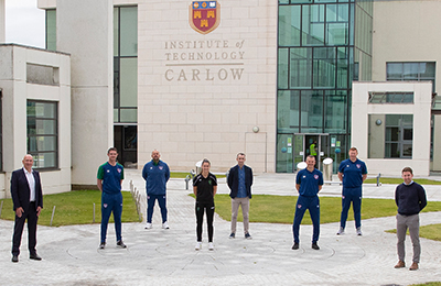 Institute of Technology Carlow, FAI and PFA Ireland team up on new scholarship initiative for players and ex-players