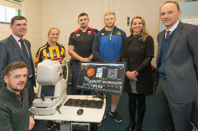Sports Concussion Study at IT Carlow