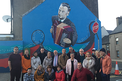 Wexford-Art-Students-Mural-Unveiling