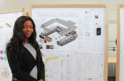 Institute of Technology Carlow's Architectural Technology Exhibition 2019