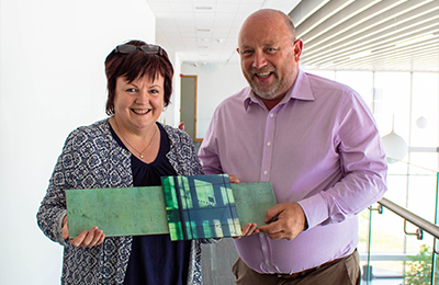 artists donate works to institute of technology carlow