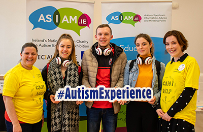 IT Carlow Autism Talks Event
