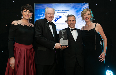 IT Carlow Wins Irish Aviation Award