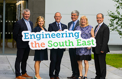 engineered for success - industry leaders launch Cluster to Promote Engineering in South East