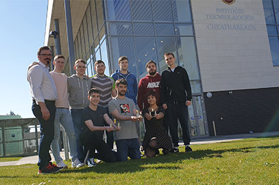 IT-Carlow-Gamecraft2019-Winners