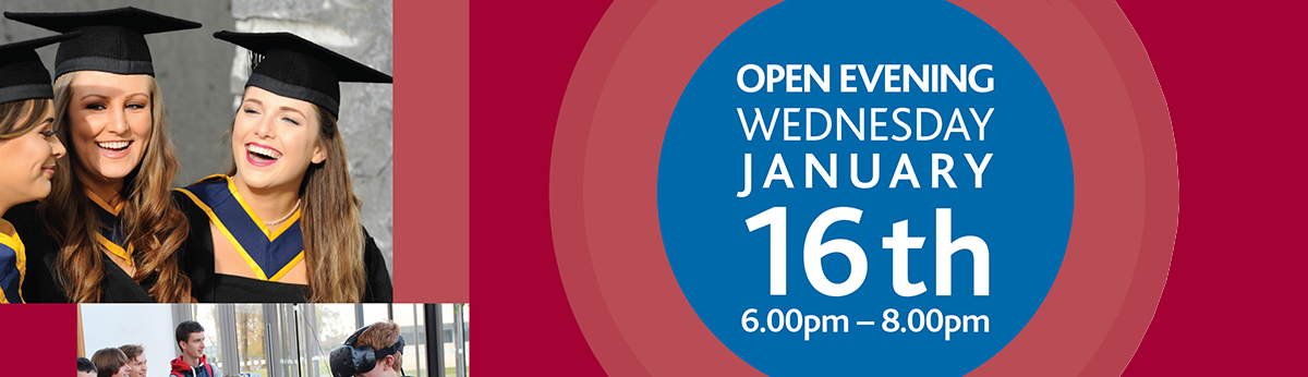 Carlow Campus Open Evening