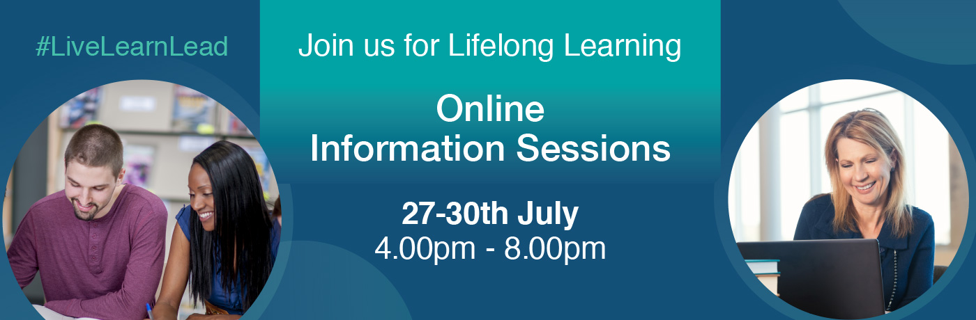 Online Information Sessions Registration