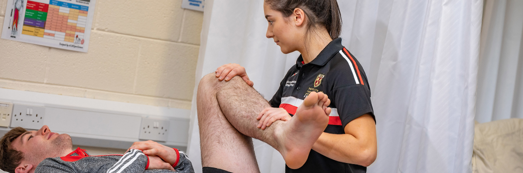 Bachelor of Science (Honours) Sports Rehabilitation and Athletic Therapy CW188