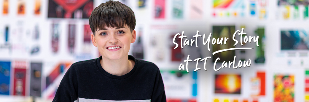 Start Your Story at IT Carlow