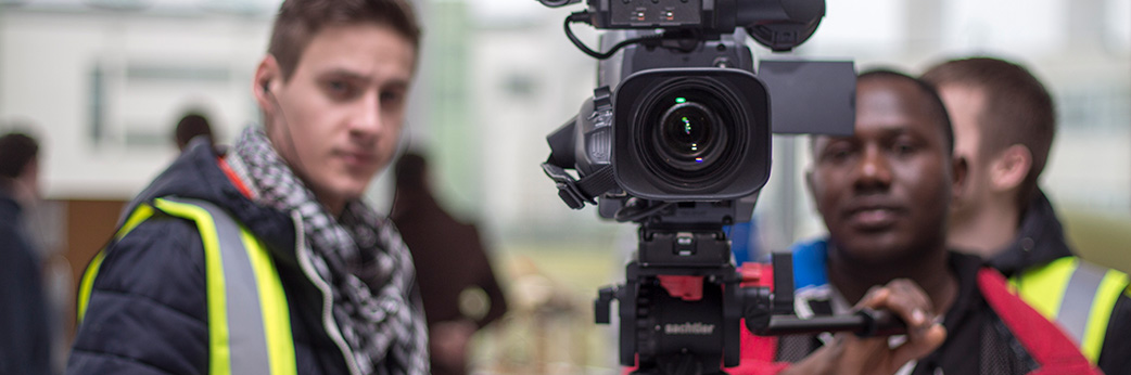 Bachelor of Science (Honours) TV and Media Production CW578