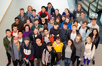 auburn university design students collaborate with it carlow