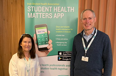 Student Health App Writtten By IT Carlow Nurse and Lecturer To Launch Nationally