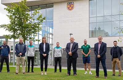IT Carlow and Wexford GAA announce education and research partnership