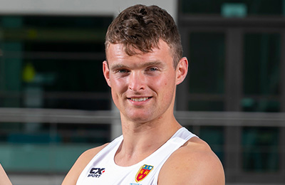 IT Carlow's sprinter Marcus Lawler Brings Home the Bronze at World University Games