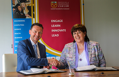 Institute of Technology Carlow Renews Memorandum of Agreement with Laois and Offaly ETB