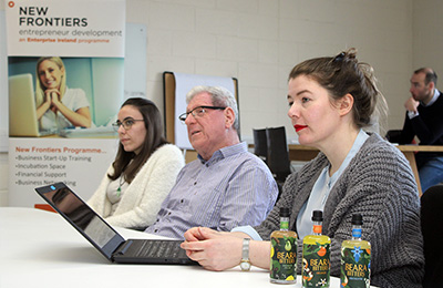 IT Carlow secures €700K funding to deliver New Frontiers programme for  emerging entrepreneurs