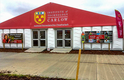 Take the IT Carlow Tractor Challenge at the National Ploughing Championships!