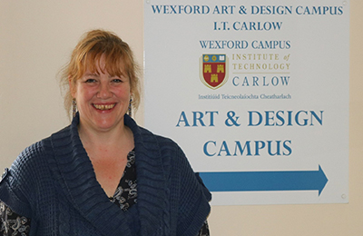 Work of Two IT Carlow Wexford Campus Art Students Selected for Prestigious Exhibition