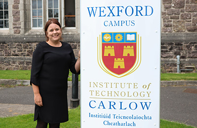 wexford campus student wins award for paper submitted at 2019 irish academy of management conference