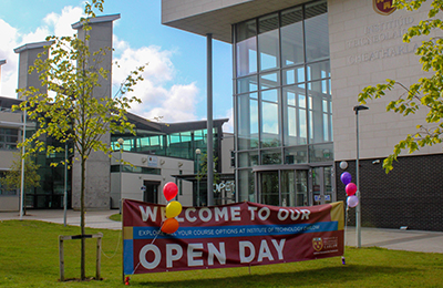 huge turnout for inaugural spring open day