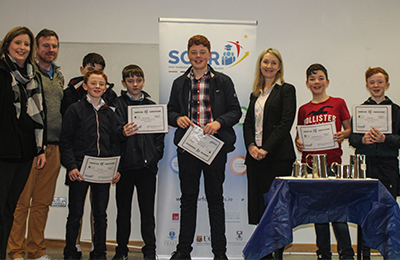 Bunclody Students Display Tinsmithing Talents at Institute of Technology Carlow